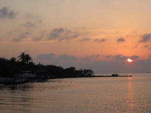 Marker 88.1 Florida Keys Sunset; William's pic 2